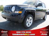 2014 True Blue Pearl Jeep Patriot Latitude #79713005