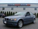 2003 Steel Blue Metallic BMW 3 Series 325xi Sedan #79713786