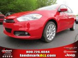 2013 Redline 2-Coat Pearl Dodge Dart Limited #79712999
