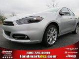 2013 Bright Silver Metallic Dodge Dart SXT #79712998