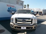 2013 Ford F350 Super Duty King Ranch Crew Cab 4x4 Dually Data, Info and Specs