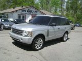 2004 Zambezi Silver Metallic Land Rover Range Rover HSE #79713780