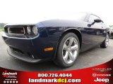 2013 Jazz Blue Pearl Dodge Challenger R/T #79712990