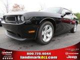 2013 Pitch Black Dodge Challenger SXT #79712986