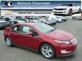 2013 Crystal Red Tintcoat Chevrolet Volt  #79713774