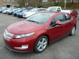 Crystal Red Tintcoat Chevrolet Volt in 2013