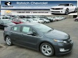 2013 Cyber Gray Metallic Chevrolet Volt  #79713773
