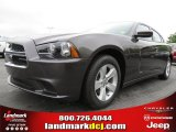 2013 Granite Crystal Dodge Charger SE #79712974