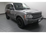 2007 Stornoway Grey Metallic Land Rover Range Rover Supercharged #79713439