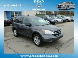 2011 Polished Metal Metallic Honda CR-V EX 4WD #79713617