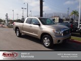 2008 Desert Sand Mica Toyota Tundra Limited Double Cab 4x4 #79713192