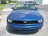 2009 Vista Blue Metallic Ford Mustang V6 Coupe #795813