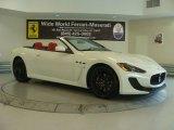 2013 Maserati GranTurismo Convertible GranCabrio MC