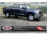 2013 Nautical Blue Metallic Toyota Tundra CrewMax 4x4 #79712565