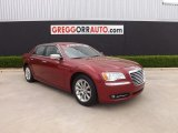 2012 Deep Cherry Red Crystal Pearl Chrysler 300 Limited #79713400