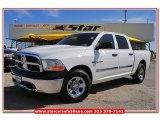 2010 Stone White Dodge Ram 1500 ST Crew Cab #79713396