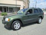 2006 Jeep Green Metallic Jeep Grand Cherokee Laredo 4x4 #79814441