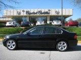 2005 Jet Black BMW 3 Series 330i Sedan #7971111