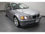 2005 Silver Grey Metallic BMW 3 Series 325i Sedan #79814309