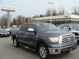 2010 Slate Gray Metallic Toyota Tundra Limited CrewMax 4x4 #79814145