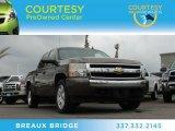2008 Desert Brown Metallic Chevrolet Silverado 1500 LT Crew Cab #79814430