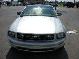 2009 Brilliant Silver Metallic Ford Mustang V6 Premium Coupe #795812