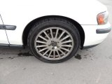 Volvo S60 2003 Wheels and Tires