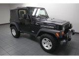2005 Jeep Wrangler Black