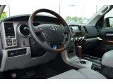 2013 Toyota Tundra Platinum CrewMax 4x4 Dashboard