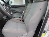 2013 Toyota Tacoma TSS Prerunner Double Cab Graphite Interior