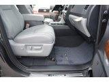 2013 Toyota Tundra Platinum CrewMax 4x4 Front Seat