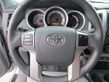 2013 Toyota Tacoma TSS Prerunner Double Cab Steering Wheel