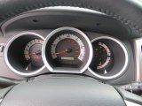 2013 Toyota Tacoma TSS Prerunner Double Cab Gauges
