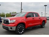2013 Toyota Tundra Radiant Red