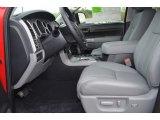 2013 Toyota Tundra XSP-X CrewMax Graphite Interior