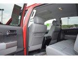 2013 Toyota Tundra XSP-X CrewMax Rear Seat