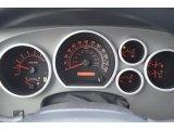 2013 Toyota Tundra XSP-X CrewMax Gauges