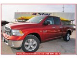 2013 Copperhead Pearl Ram 1500 Lone Star Quad Cab #79814294