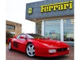 Ferrari 512 TR Colors