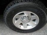 Mitsubishi Montero Sport 2004 Wheels and Tires