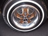 Oldsmobile Cutlass Salon Wheels and Tires
