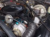Oldsmobile Cutlass Salon Engines