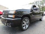 2003 Black Chevrolet Silverado 1500 SS Extended Cab AWD #79814397