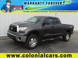 2012 Magnetic Gray Metallic Toyota Tundra TRD Double Cab 4x4 #79814497