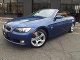 2007 Montego Blue Metallic BMW 3 Series 328i Convertible #79814099