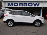 2013 Oxford White Ford Escape SE 1.6L EcoBoost 4WD #79813958
