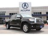 2011 Black Toyota Tundra Platinum CrewMax 4x4 #79813825