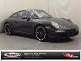 2008 Black Porsche 911 Carrera S Coupe #79814224
