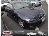 2010 Monaco Blue Metallic BMW 3 Series 328i Coupe #79814221