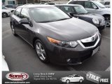 2010 Crystal Black Pearl Acura TSX Sedan #79814220